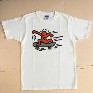 レイジブルー(RAGEBLUE)のキースへリング×レイジブルー Tシャツ(Tシャツ/カットソー(半袖/袖なし))