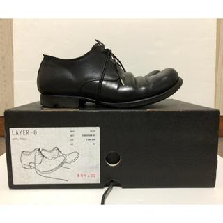 グイディ(GUIDI)のLayer-0 レイヤーゼロ 42 cordovan guidi 短靴 (ドレス/ビジネス)