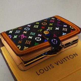 ルイヴィトン(LOUIS VUITTON)の【正規品】LOUIS VUITTON マルチ ポルトモネ ヴィエノワ(財布)