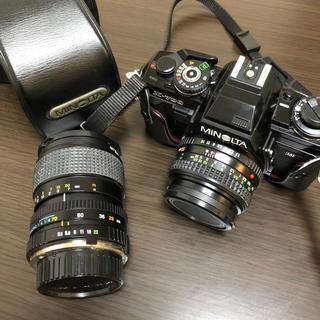 コニカミノルタ(KONICA MINOLTA)のMinolta x700(フィルムカメラ)