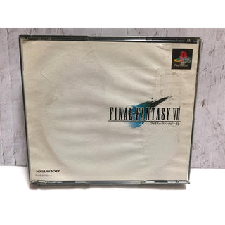 プレイステーション(PlayStation)のPlayStation ファイナルファンタジー7(家庭用ゲームソフト)