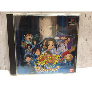 プレイステーション(PlayStation)のPlayStation シャーマンキング(家庭用ゲームソフト)