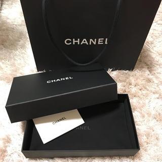 シャネル(CHANEL)のシャネル 空箱 保存袋 紙袋(ショップ袋)