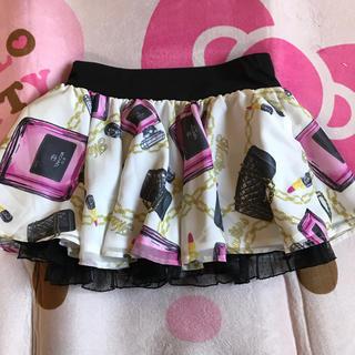 マーズ(MA*RS)のリバーシブル パフューム スカート(ミニスカート)