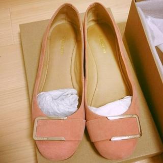 コーチ(COACH)の★★★COACH  ペタンコ靴★★★(ハイヒール/パンプス)