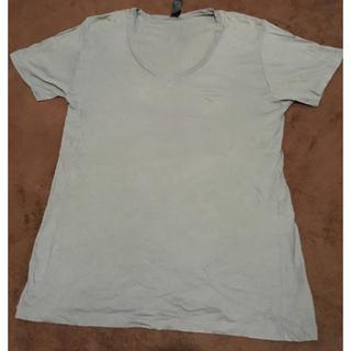 オルタナティブ(ALTERNATIVE)のalternative v-neck T-SH S(Tシャツ/カットソー(半袖/袖なし))