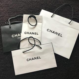 シャネル(CHANEL)のシャネル CHANEL ショップ袋(ショップ袋)