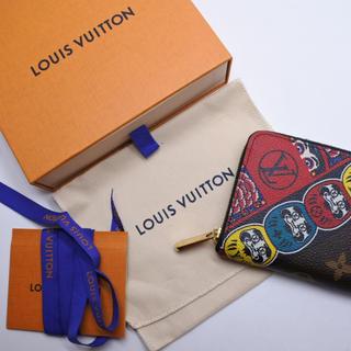 ルイヴィトン(LOUIS VUITTON)のルイヴィトン 山本寛斎 全世界日本限定品 歌舞伎KABUKI ジッピーコインパス(財布)