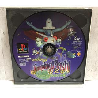 プレイステーション(PlayStation)のPlayStation ジャンピングフラッシュ2(家庭用ゲームソフト)