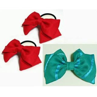 「ラブライブ!」矢澤にこ 赤リボン 2個&制服リボン 3年生 コスプレ衣装小物(アクセサリー)
