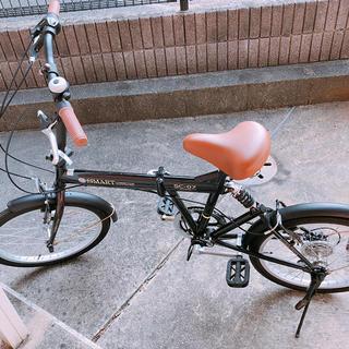 折りたたみ自転車(自転車本体)
