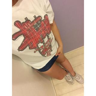 ステューシー(STUSSY)の値下げ交渉あり‼️ステューシー ビッグロゴ Tシャツ(Tシャツ/カットソー(半袖/袖なし))