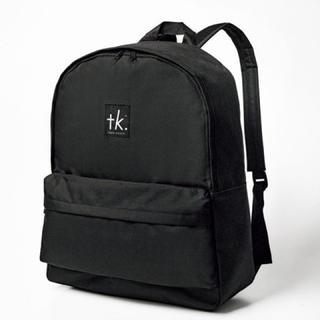 タケオキクチ(TAKEO KIKUCHI)のタケオキクチ スマート 付録 黒 リュック(バッグパック/リュック)