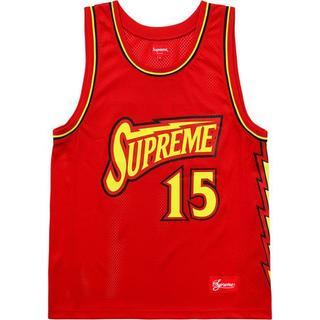 シュプリーム(Supreme)の18SS Supreme Bolt Basketball Jersey XL(タンクトップ)