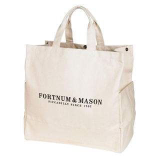 新品Fortnum & Mason フォートナム&メイソン ショッピングバッグ(エコバッグ)