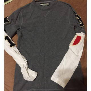ハイドロゲン(HYDROGEN)のHYDROGEN BRONZAJI 長袖 カットソー(Tシャツ/カットソー(七分/長袖))