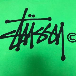 ステューシー(STUSSY)の【美品】STUSSY ステューシー ロゴ Tシャツ 多数出品中!(Tシャツ/カットソー(半袖/袖なし))