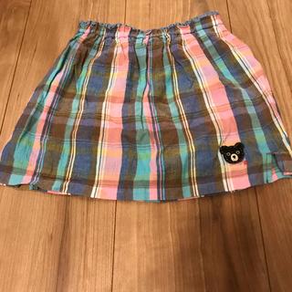 ダブルビー(DOUBLE.B)のダブルB スカート 80cm(スカート)