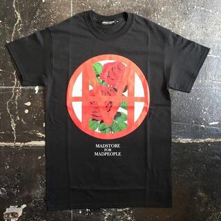 アンダーカバー(UNDERCOVER)のundercover アンダーカバー バラ アナーキー Tシャツ (Tシャツ/カットソー(半袖/袖なし))