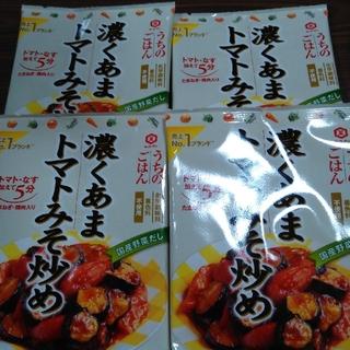 濃くあまトマトみそ炒め4袋(その他)