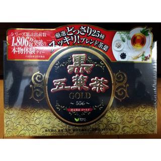 賞味期限近いので割引 スッキリブレンド茶葉 黒五葉茶ゴールドダイエット茶 30包(茶)