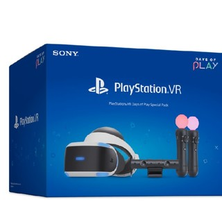 PlayStation VR - PSVR / モーションコントローラー 2本などがついたセット !
