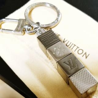 ルイヴィトン(LOUIS VUITTON)のルイヴィトン 正規品 キーホルダー バッグチャーム(キーホルダー)