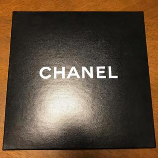 シャネル(CHANEL)のシャネル 空箱 (ストール・スカーフ用)(その他)