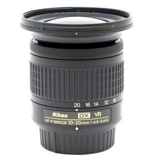 ニコン(Nikon)のニコン AF-P DX 10-20mm F4.5-5.6G VR(レンズ(ズーム))