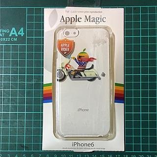 アップル(Apple)のアップル純正iPhone6専用ケース。アップルライダー2。(iPhoneケース)
