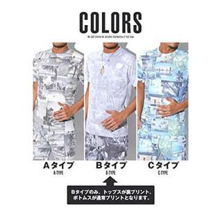 『サーフフォトセットアップ(Tシャツ&スウェットショーツ)』(ショートパンツ)