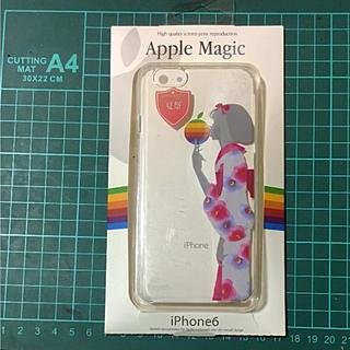 アップル(Apple)のこれからの季節に^ - ^アップル純正iPhone6専用カバー。夏祭(iPhoneケース)