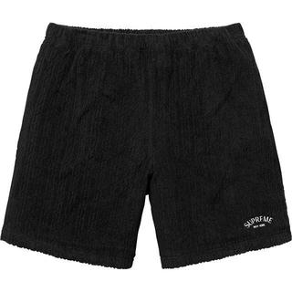 シュプリーム(Supreme)の最安値 supreme Cable Knit Terry Short XL(ショートパンツ)