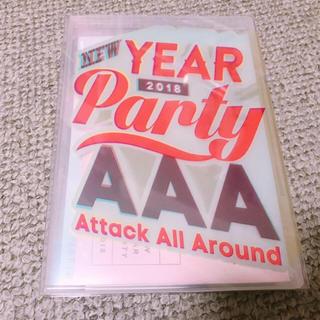 トリプルエー(AAA)のAAA NYP LIVE DVD(ミュージック)