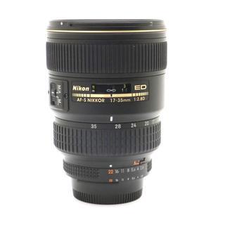 ニコン(Nikon)のニコン AF-S 17-35mm F2.8 レンズ 美品(レンズ(ズーム))