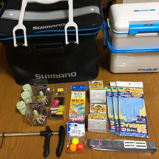 SHIMANO - SHIMANO DAIWA 釣り用品 17点セット