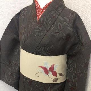 単衣着物☆名古屋帯のセット(着物)