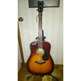 ヤマハ(ヤマハ)の「新品!大特価!」アコースティックギター FG820(アコースティックギター)