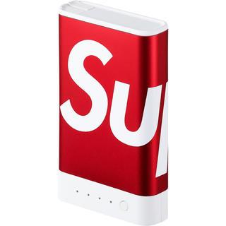 シュプリーム(Supreme)のSupreme®/Mophie® Encore Plus モバイルバッテリー(バッテリー/充電器)