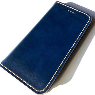 エレコム(ELECOM)のiPhone8/iPhone7用★本革ケース★マグネット★カード入★エレコムNV(iPhoneケース)