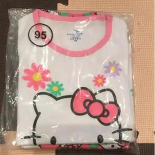 値下げ キティ パジャマ 95(パジャマ)