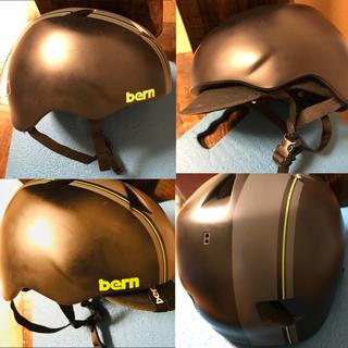 bernバーン キッズ ヘルメット サイズ51.5〜54.5cm(自転車)