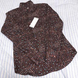 マルニ(Marni)の美品 marni ドットデザインシャツ 48 マルニ(シャツ)