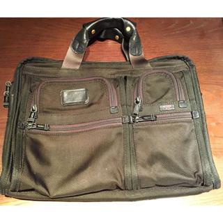 トゥミ(TUMI)のTUMI 26107DH ALPHA ブリーフケース (ビジネスバッグ)
