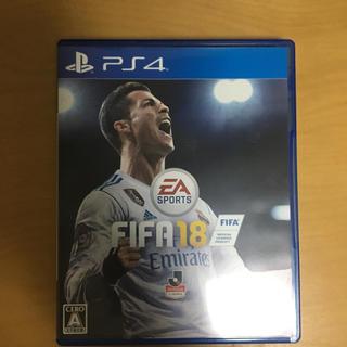 プレイステーション(PlayStation)のFIFA18 プレステーション4(家庭用ゲームソフト)