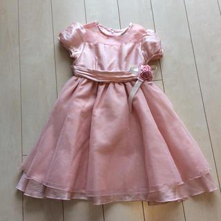 キャサリンコテージ(Catherine Cottage)のピンクドレス♡130(ドレス/フォーマル)