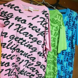 エクストララージ(XLARGE)のエクストララージ Tシャツ 中古(Tシャツ/カットソー(半袖/袖なし))