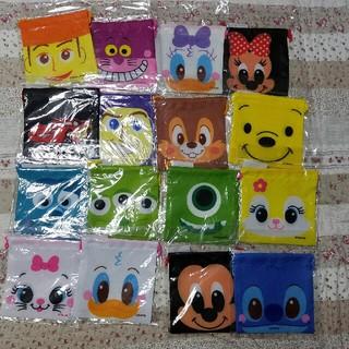 Disney - ディズニー 16枚 巾着セット ポーチ