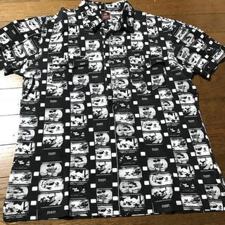 タケオキクチ(TAKEO KIKUCHI)のタケオキクチポロシャツ Disneyミッキー柄(ポロシャツ)