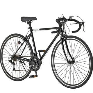 シマノ(SHIMANO)のGrandir(グランディール) ロードバイク 700C シマノ21段変速(自転車本体)